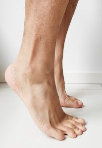 foot pain strengthening calf muscles
